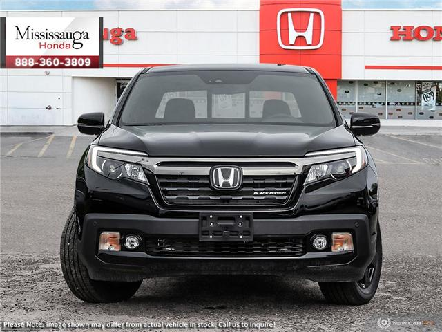 2019 Honda Ridgeline Black Edition (Stk: 326036) in Mississauga - Image 2 of 22
