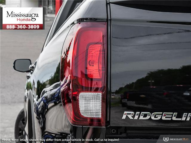 2019 Honda Ridgeline Black Edition (Stk: 326036) in Mississauga - Image 11 of 22