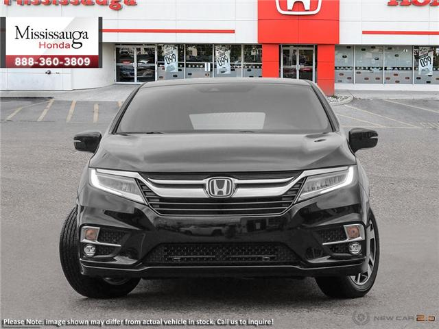 2019 Honda Odyssey Touring (Stk: 325635) in Mississauga - Image 2 of 23