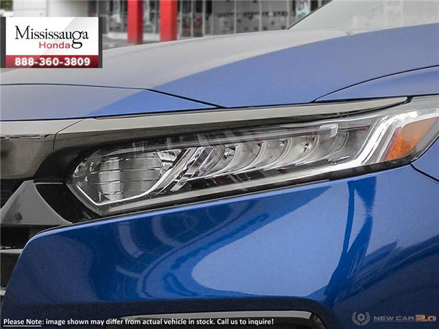 2019 Honda Accord Sport 1.5T (Stk: 325251) in Mississauga - Image 10 of 23