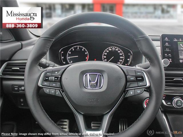2019 Honda Accord Sport 1.5T (Stk: 325251) in Mississauga - Image 13 of 23