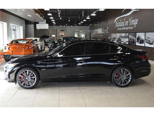 2018 Infiniti Q50 3.0t Red Sport 400 (Stk: DEMO-H8347) in Thornhill - Image 12 of 30