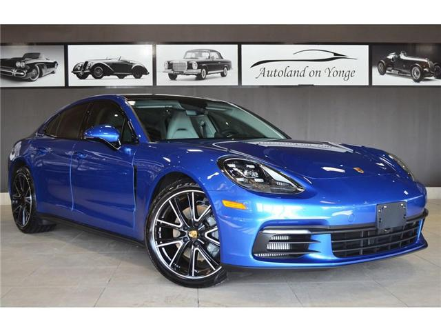 2018 Porsche Panamera  (Stk: AUTOLAND-CA0383) in Thornhill - Image 2 of 30