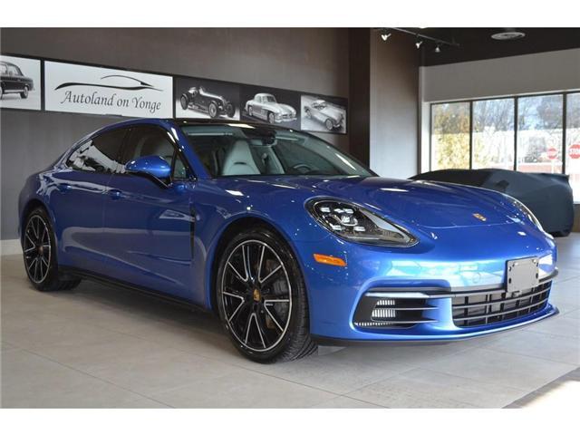 2018 Porsche Panamera  (Stk: AUTOLAND-CA0383) in Thornhill - Image 10 of 30