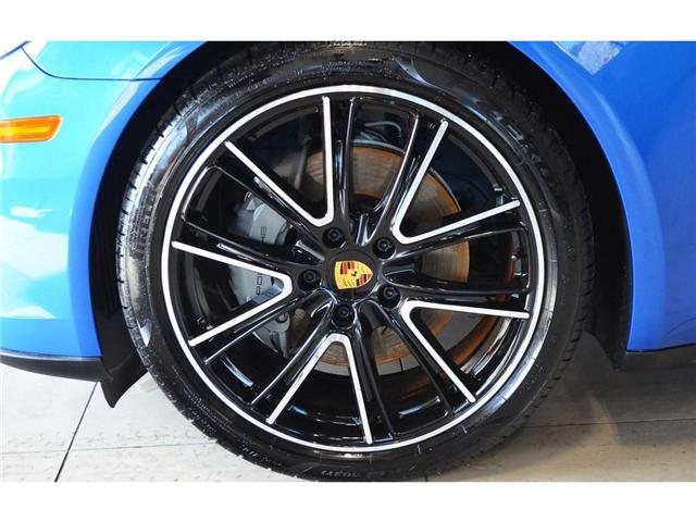 2018 Porsche Panamera  (Stk: AUTOLAND-CA0383) in Thornhill - Image 18 of 30