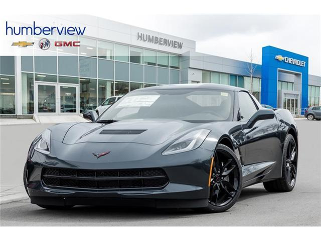 2019 Chevrolet Corvette Stingray (Stk: 19CV031) in Toronto - Image 1 of 17