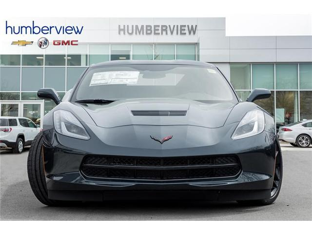 2019 Chevrolet Corvette Stingray (Stk: 19CV031) in Toronto - Image 2 of 17