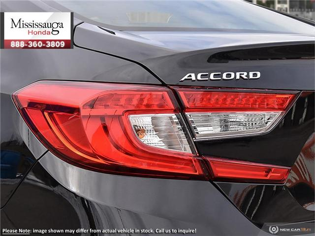 2019 Honda Accord Touring 2.0T (Stk: 326160) in Mississauga - Image 11 of 23