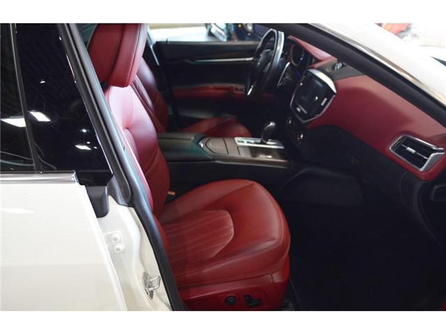 2016 Maserati Ghibli S Q4 (Stk: AUTOLAND-CA0386) in Thornhill - Image 22 of 30