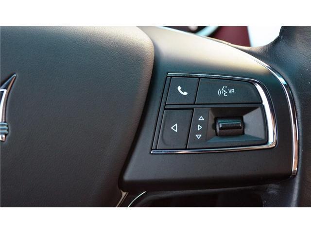 2016 Maserati Ghibli S Q4 (Stk: AUTOLAND-CA0386) in Thornhill - Image 27 of 30