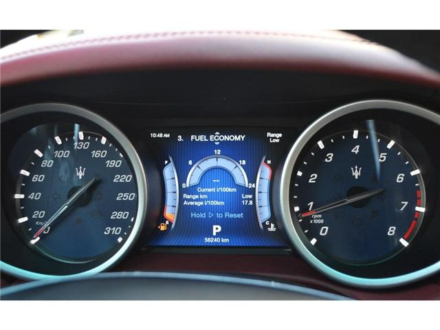 2016 Maserati Ghibli S Q4 (Stk: AUTOLAND-CA0386) in Thornhill - Image 28 of 30