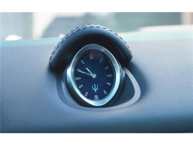 2016 Maserati Ghibli S Q4 (Stk: AUTOLAND-CA0386) in Thornhill - Image 30 of 30