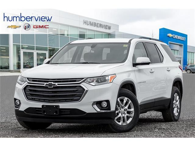 2019 Chevrolet Traverse LT (Stk: 19TZ055) in Toronto - Image 1 of 21