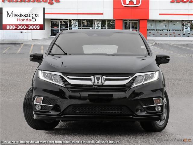 2019 Honda Odyssey EX-L (Stk: 325560) in Mississauga - Image 2 of 24