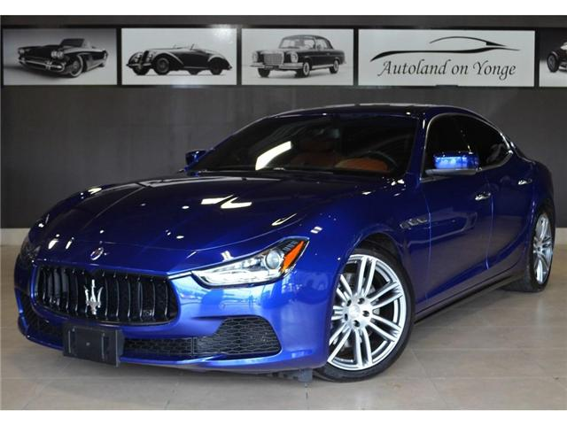 2015 Maserati Ghibli S Q4 (Stk: AUTOLAND-C35127) in Thornhill - Image 1 of 30