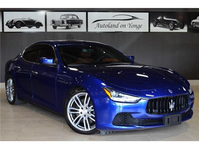 2015 Maserati Ghibli S Q4 (Stk: AUTOLAND-C35127) in Thornhill - Image 2 of 30