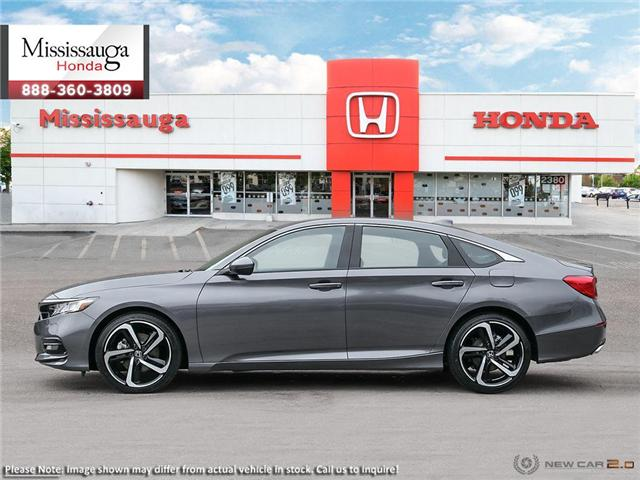 2019 Honda Accord Sport 2.0T (Stk: 325150) in Mississauga - Image 3 of 23