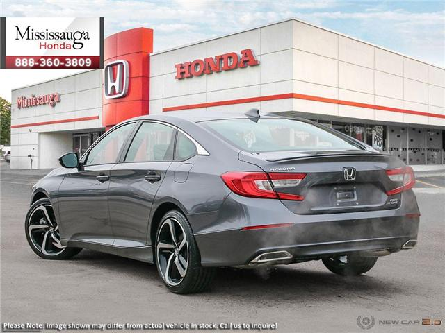 2019 Honda Accord Sport 2.0T (Stk: 325150) in Mississauga - Image 4 of 23