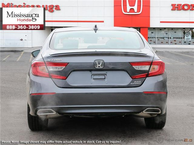 2019 Honda Accord Sport 2.0T (Stk: 325150) in Mississauga - Image 5 of 23