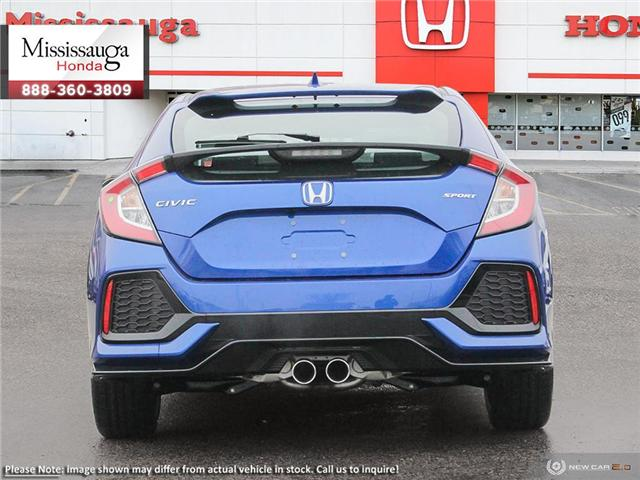2019 Honda Civic Sport (Stk: 326052) in Mississauga - Image 5 of 23
