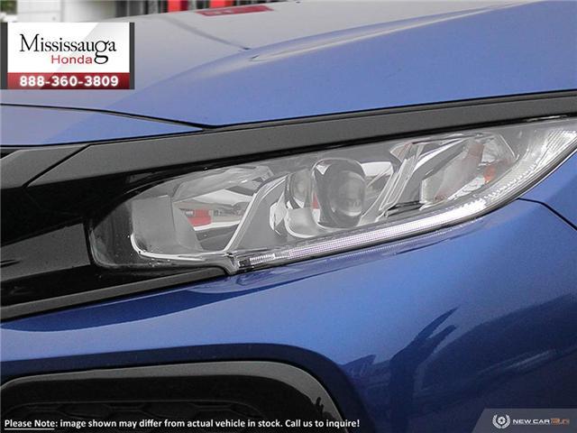 2019 Honda Civic Sport (Stk: 326052) in Mississauga - Image 10 of 23