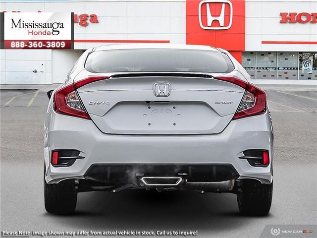 2019 Honda Civic Sport (Stk: 326067) in Mississauga - Image 5 of 23
