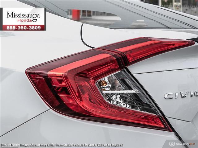 2019 Honda Civic Sport (Stk: 326067) in Mississauga - Image 11 of 23