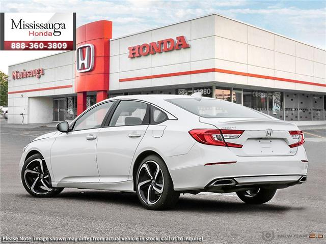 2019 Honda Accord Sport 1.5T (Stk: 325475) in Mississauga - Image 4 of 23