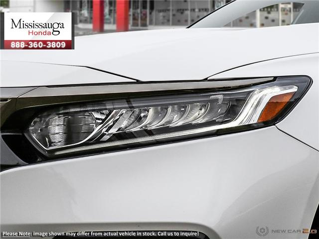 2019 Honda Accord Sport 1.5T (Stk: 325475) in Mississauga - Image 10 of 23
