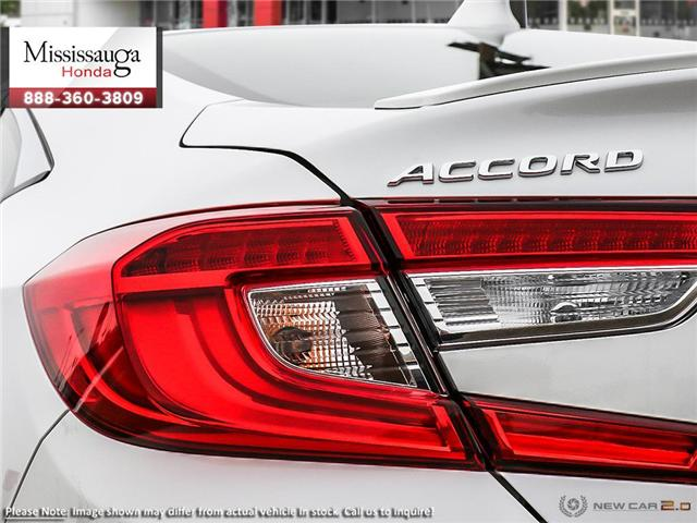 2019 Honda Accord Sport 1.5T (Stk: 325475) in Mississauga - Image 11 of 23
