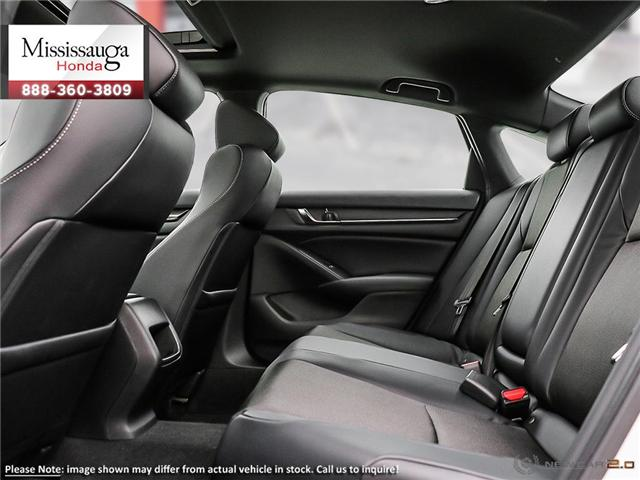 2019 Honda Accord Sport 1.5T (Stk: 325475) in Mississauga - Image 21 of 23