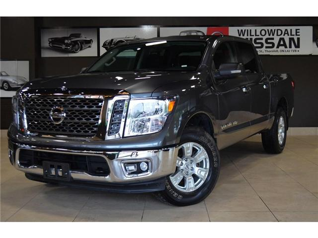 2018 Nissan Titan  (Stk: C35009) in Thornhill - Image 1 of 30