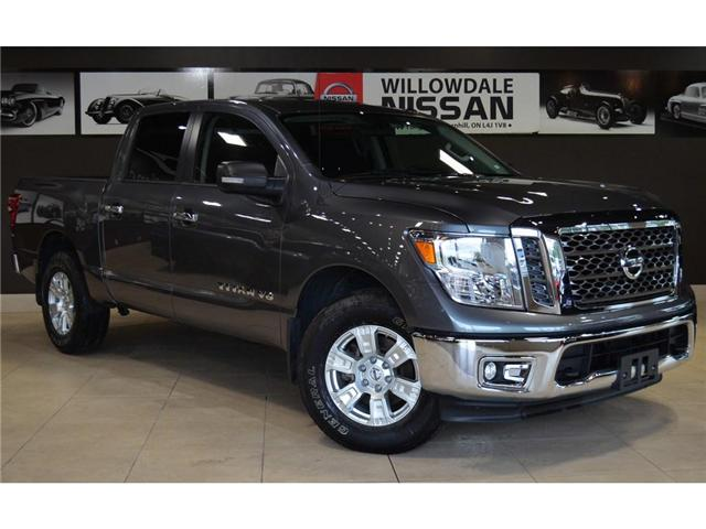 2018 Nissan Titan  (Stk: C35009) in Thornhill - Image 2 of 30