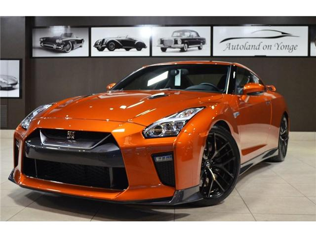 2018 Nissan GT-R  (Stk: E6299A) in Thornhill - Image 1 of 30