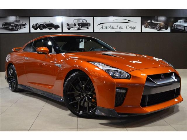 2018 Nissan GT-R  (Stk: E6299A) in Thornhill - Image 2 of 30