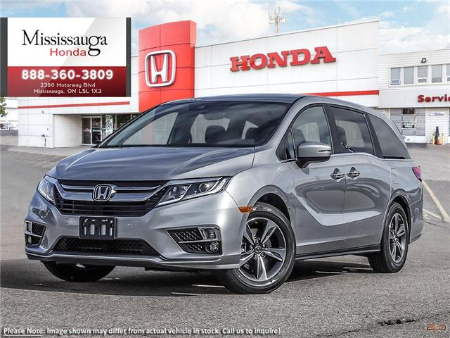 2019 Honda Odyssey EX-L (Stk: 325285) in Mississauga - Image 1 of 23