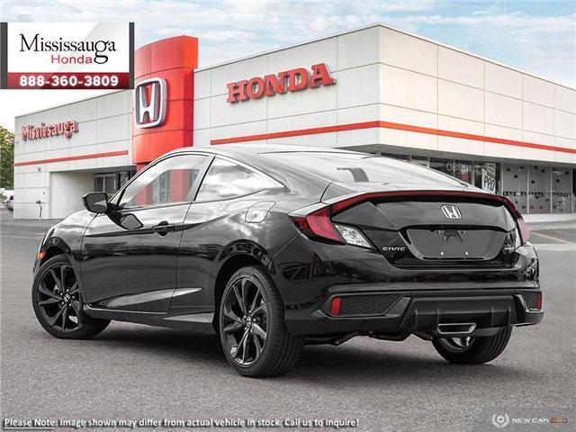 2019 Honda Civic Sport (Stk: 326013) in Mississauga - Image 4 of 23