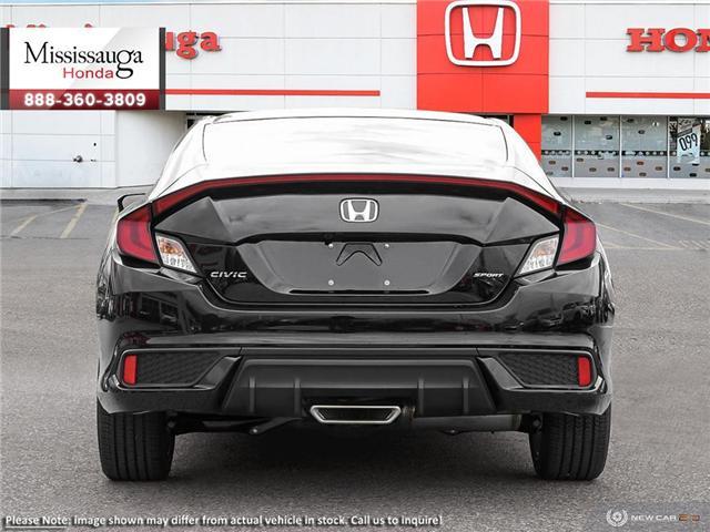 2019 Honda Civic Sport (Stk: 326013) in Mississauga - Image 5 of 23