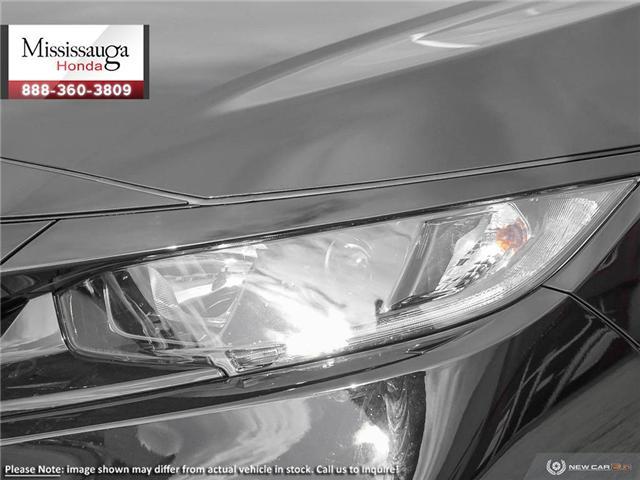 2019 Honda Civic Sport (Stk: 326013) in Mississauga - Image 10 of 23