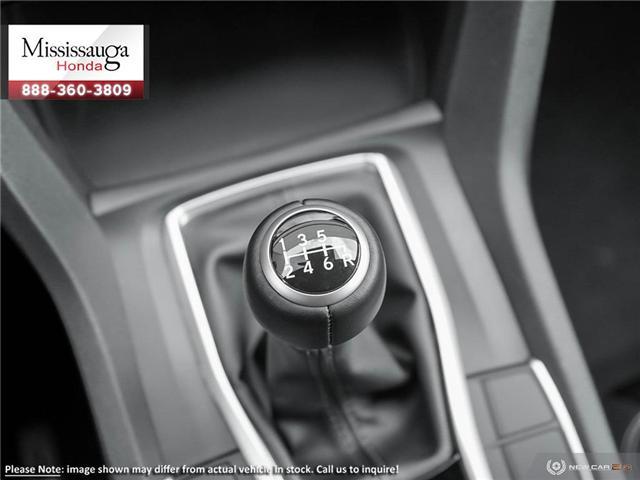 2019 Honda Civic Sport (Stk: 326013) in Mississauga - Image 17 of 23