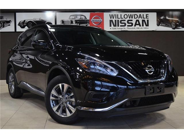 2018 Nissan Murano S (Stk: E6498A) in Thornhill - Image 2 of 30