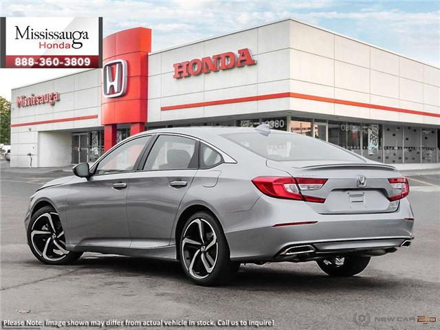 2019 Honda Accord Sport 1.5T (Stk: 325416) in Mississauga - Image 4 of 23