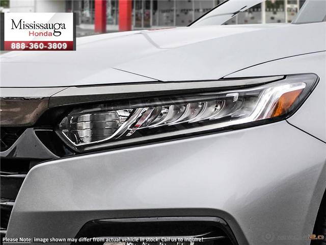 2019 Honda Accord Sport 1.5T (Stk: 325416) in Mississauga - Image 10 of 23