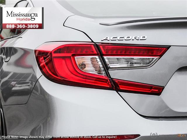 2019 Honda Accord Sport 1.5T (Stk: 325416) in Mississauga - Image 11 of 23
