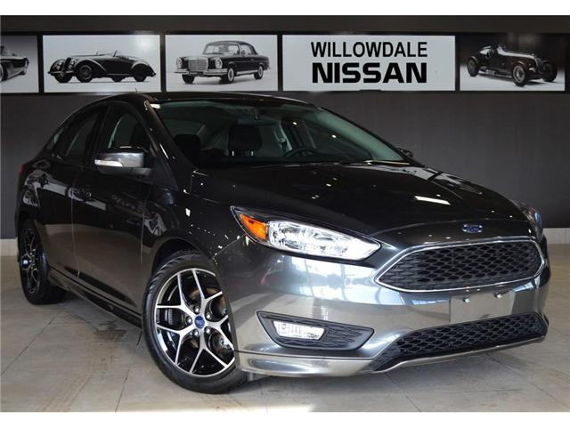 2018 Ford Focus SE (Stk: E6487A) in Thornhill - Image 2 of 30
