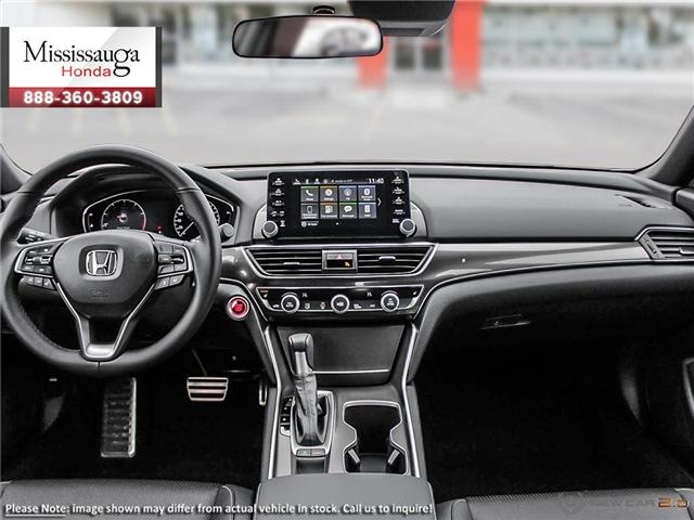 2019 Honda Accord Sport 1.5T (Stk: 325416) in Mississauga - Image 22 of 23