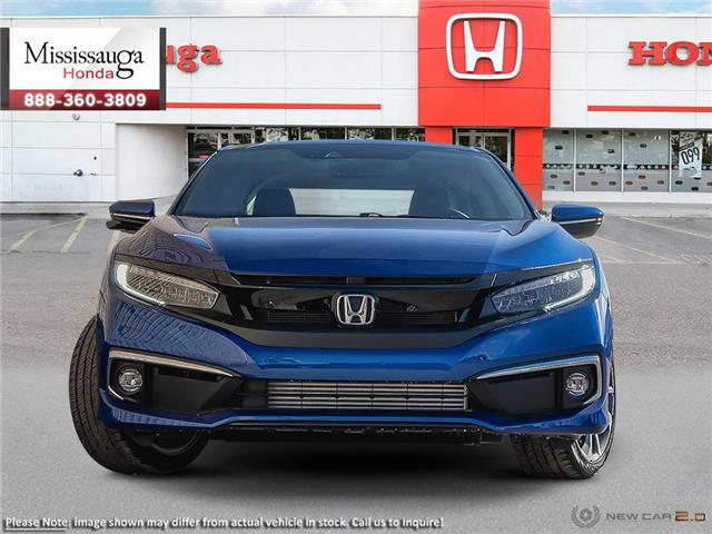 2019 Honda Civic Touring (Stk: 325333) in Mississauga - Image 2 of 23