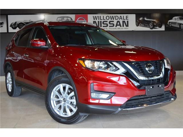 2018 Nissan Rogue  (Stk: C35178) in Thornhill - Image 2 of 29