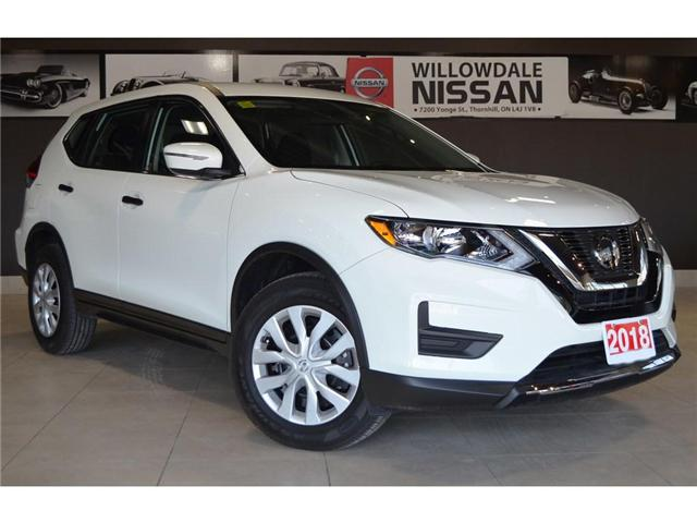 2018 Nissan Rogue  (Stk: C35183) in Thornhill - Image 2 of 29