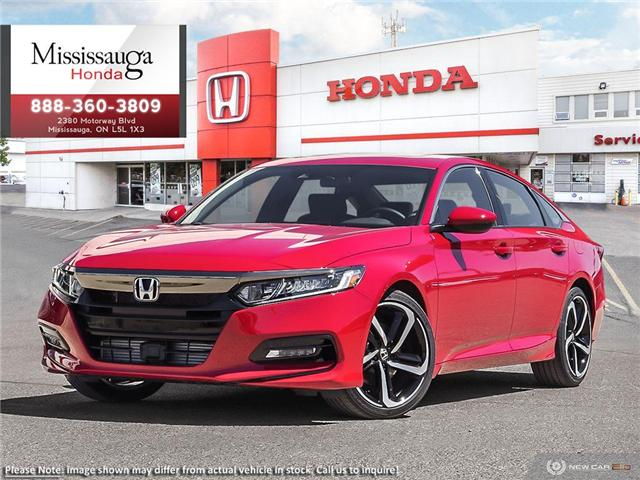 2019 Honda Accord Sport 1.5T (Stk: 326035) in Mississauga - Image 1 of 23